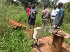 failed borehole